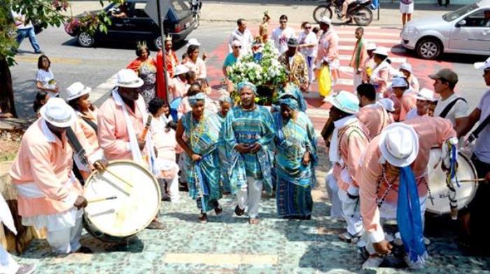 Festa do Rosário é realizada em Timóteo