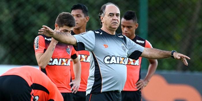 Na volta de Marcelo � Cidade do Galo, time coleciona desfalques para pegar o Gr�mio.