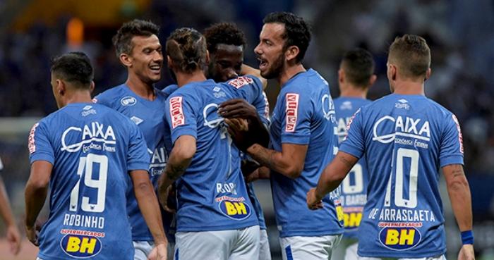 Cruzeiro aplica sua maior goleada do novo Mineirão