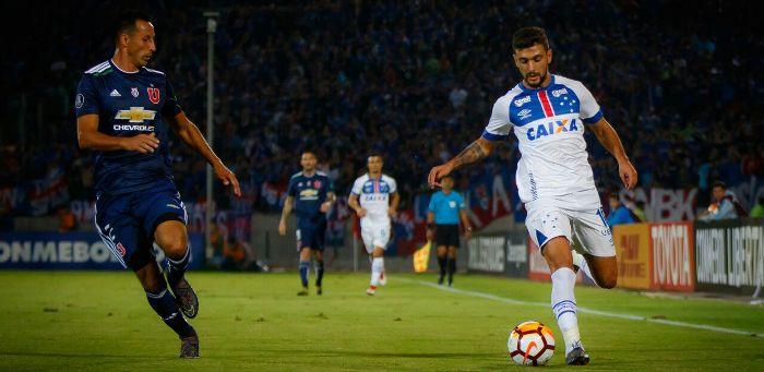Cruzeiro segue sem vencer na Libertadores
