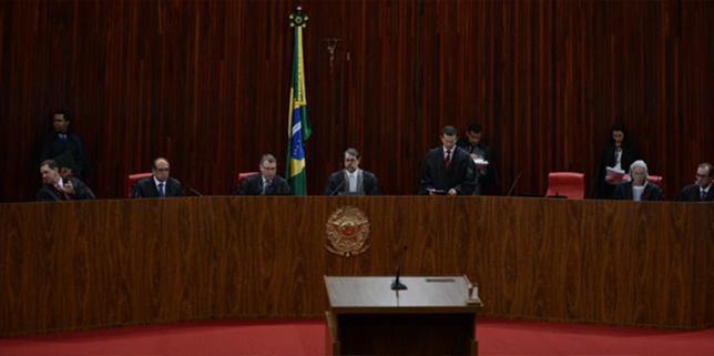 TSE vai continuar julgamento de a��o contra campanha da presidente Dilma