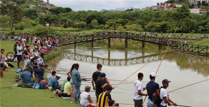 Pescando no Parque será no dia 25