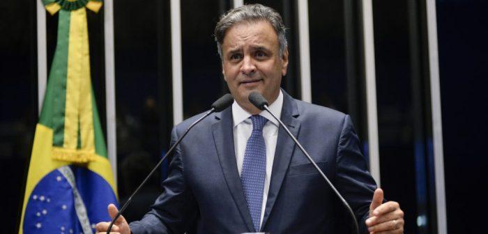 Aécio Neves afirma que será candidato em 2018