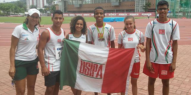 Usipa conquista 13 medalhas no Campeonato Estadual Caixa Pr�-Mirim e Mirins de Atletismo